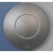 Ventilátor axiální iCON 30 - stříbrná (max. 118 m3/h, max. 80 Pa, 230 V/50Hz, 30 W)